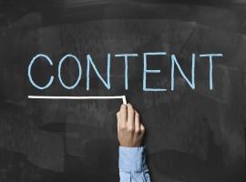 Content / Blackboard (Click for more)