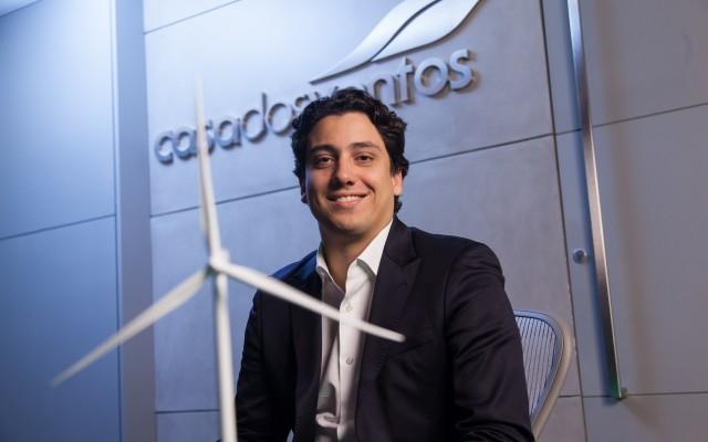 Lucas Araripe - Diretor de Novos Negócios da Casa dos Ventos