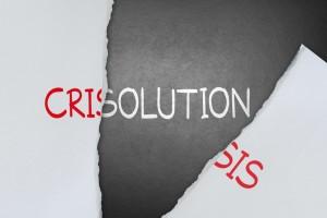 Crise solução