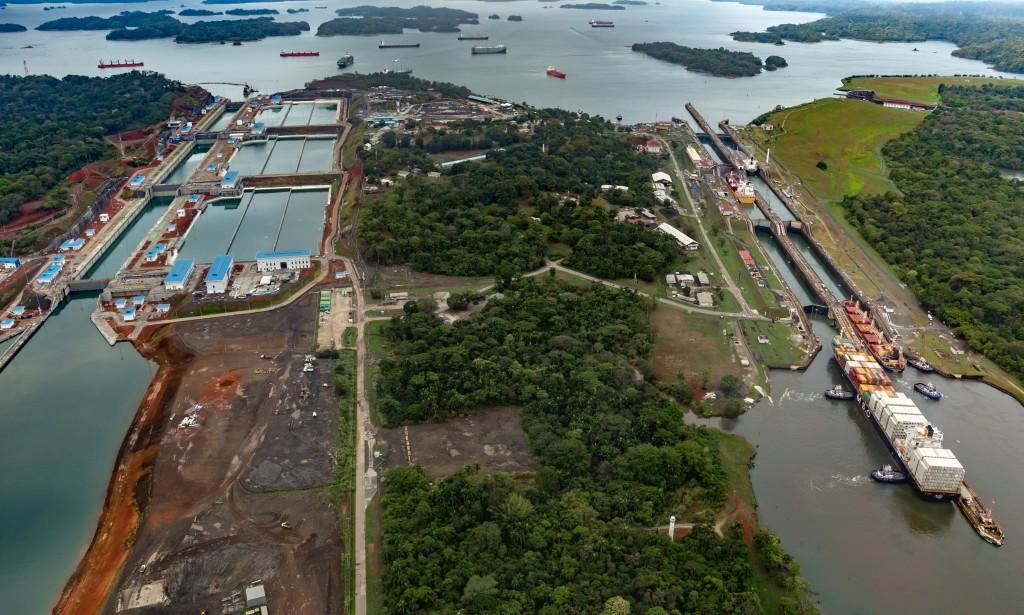 Foto cortesía de El Canal de Panamá