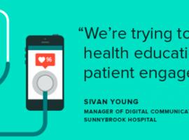 Your Health Matters o cómo un hospital en Toronto se convirtió en una autoridad en Periodismo de Marca