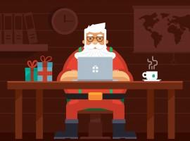 Querido Santa: esta Navidad, regálame engagement