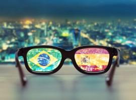 ¿Qué opinamos los españoles de los brasileños en redes sociales?