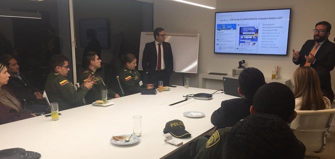 Presentación Digital Index Colombia Entidades Públicas 2017