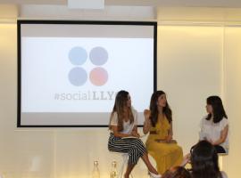 Arranca la #SocialLLYC en Madrid con el fenómeno influencer