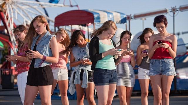 Esta rede social não é para velhos